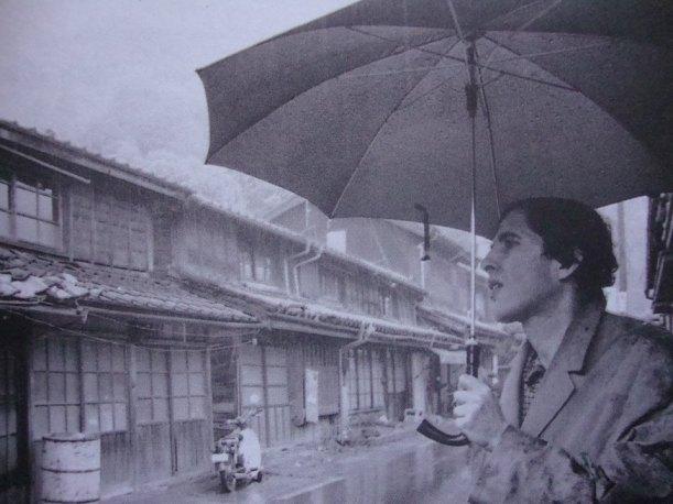 Paulo Rocha, répérages de A Ilha de Moraes (1984)